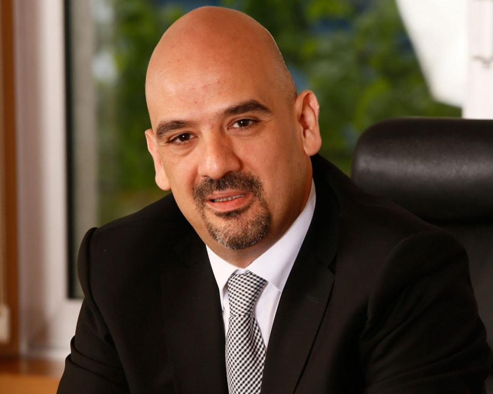 Mehmet Sezer, General Manager of Saudi Xerox