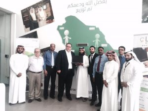 Saudi Xerox Gives Back To The Community