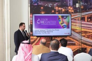 Xerox showcases solutions that meet Saudi market demands